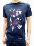 Armstrong - Spaceman Tee T shirt (Blue)